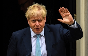Boris Johnson infected with Coronavirus , self isolates to number 11 Downing Street