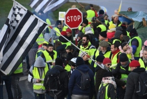 France - Yellow Vest Protests now in 12th week