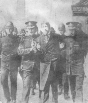 The Day Jim Larkin was arrested for Hate Speech - 31 August 1913