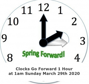 Daylight Saving Time , Why the Clocks spring forward