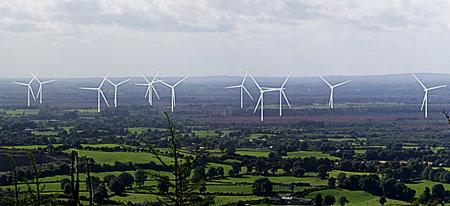 Westmeath - Plans lodged for large Wind Farm at Coole