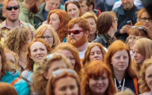 Take Pride in Ireland's Ginger Hair-itage !