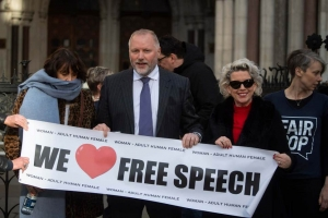 High Court London warns of Orwellian Thought Police as it upholds freedom of speech