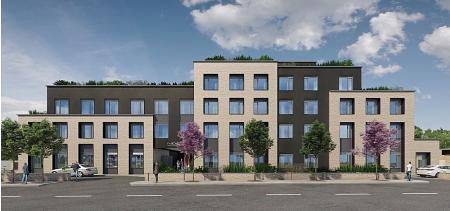 Castleknock : Planning Permission Sought for 210 bed Shared Accommodation Scheme on Brady's Pub Site