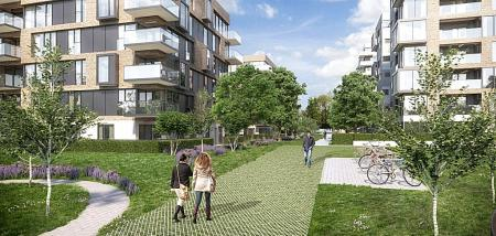 Raheny - Planning Permission granted for 657 apartments