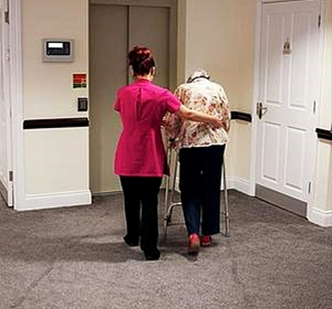 "Elderly in Nursing homes ""the forgotten people"" says pro life campaign"