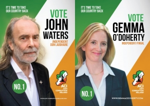 Election 2020 : Journalist John Waters joins the fight for Dun Laoghaire seat