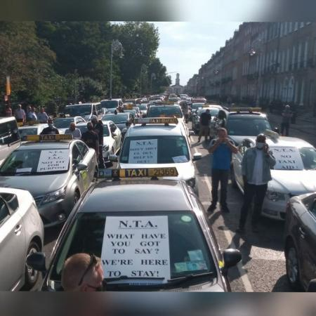 Taxi Drivers seek wage subsidy scheme and moratorium on new licenses