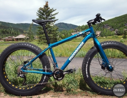Looking for a mountain bike