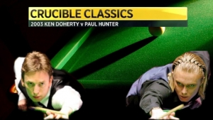 World Snooker Championship: BBC to show classic Crucible matches