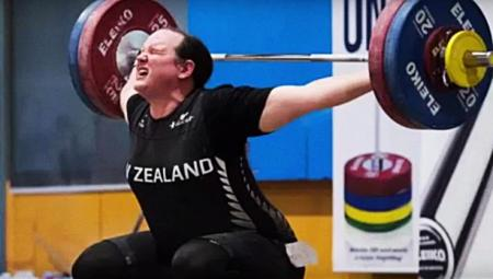 Olympics : Former Male Weightlifter to compete in Women's super heavyweight competition