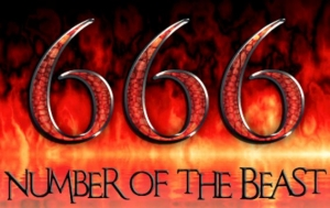 All sixes , Number of the Beast '666' and Ireland's abortion figures 6666