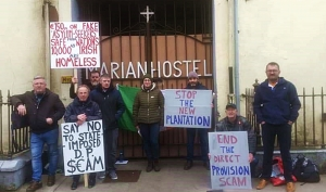 Opinion : Direct Provision issue not unlike water meter issue