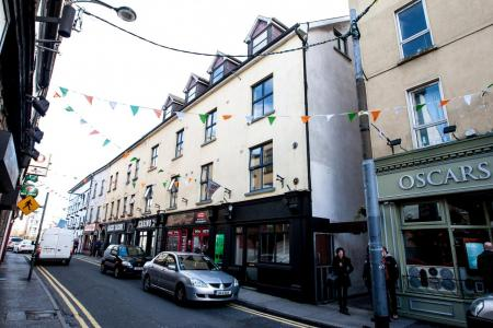 Galway - new centre for Asylum Seekers to include 30 apartments and 5 townhouses