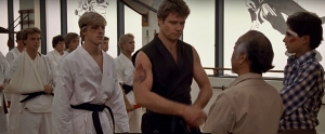 Reliving the 80s - Karate Kid Cobra Kai