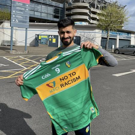 Keeping politics out of sport - New Leitrim Jersey raises concerns over politicization of GAA