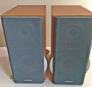 Free 2 Hitachi Speakers