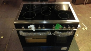 KENWOOD Electric Ceramic Range Cooker - ex display