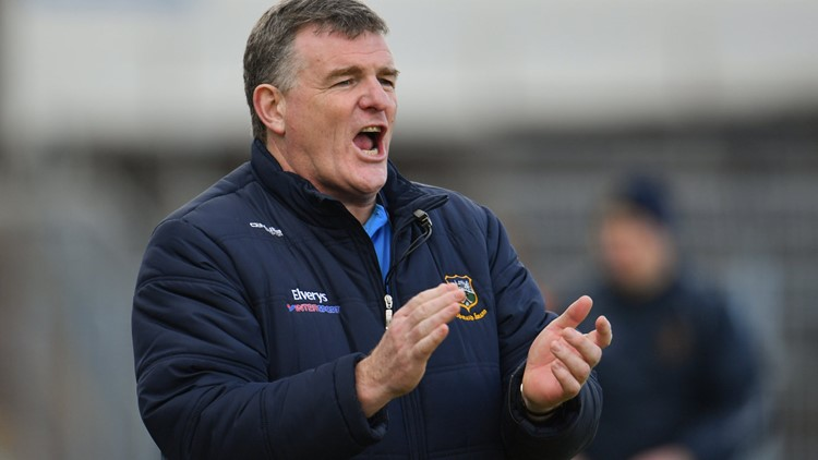 Tipp footballers in touching distance of history