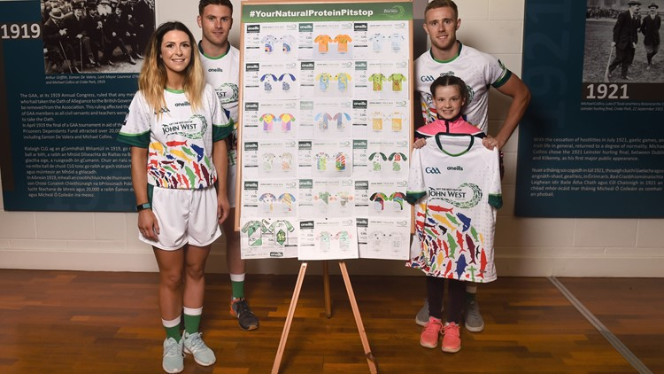 2018 John West National GAA Féile competitions launched