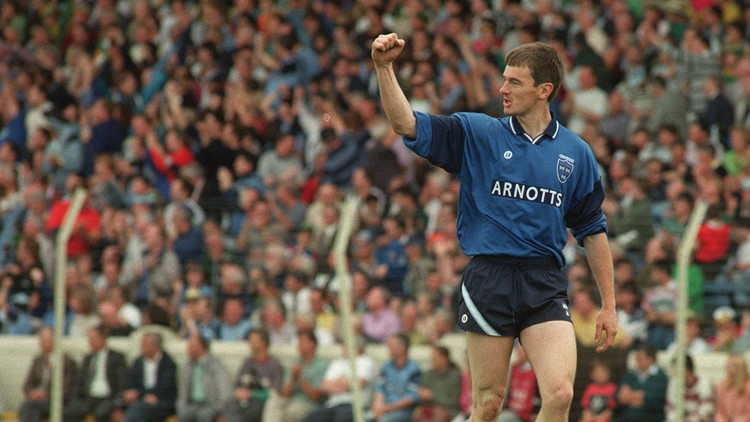The day John O'Leary broke Wicklow hearts