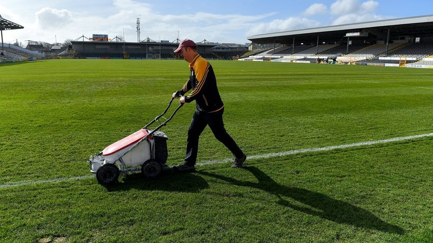 Nowlan Park pitch voted best for second year running