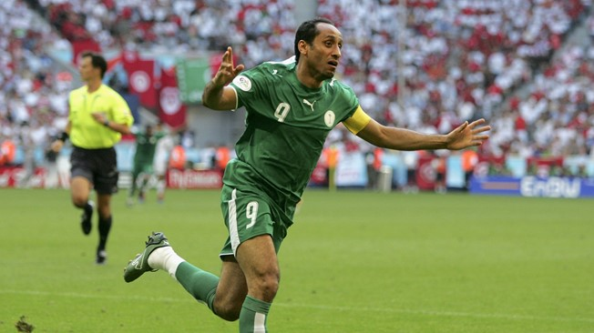 Al Jaber: My World Cup memories are vivid