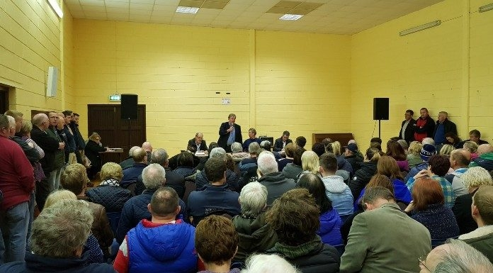 Tipperary - 300 attend public meeting on proposed Direct Provision Centre