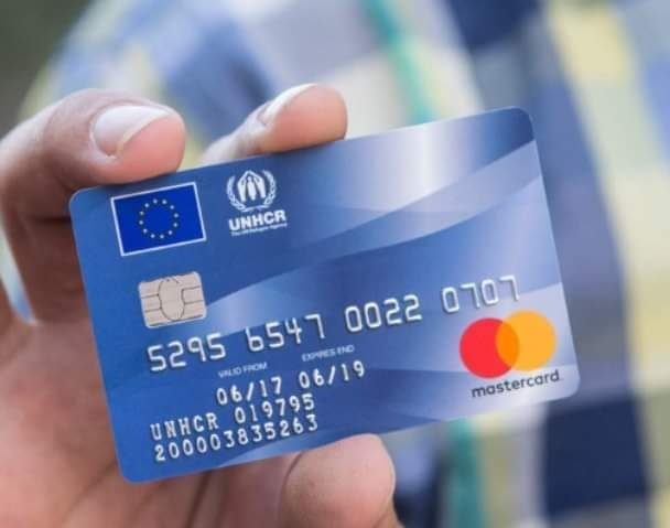 Suspected Syrian terrorist got 500 euro a month from EU on prepaid debit card