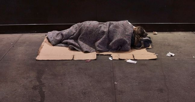 Why Can't we do for homeless people what we do for asylum seekers?