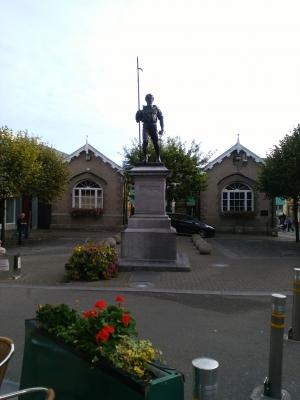 wexford town , 1798 memorial