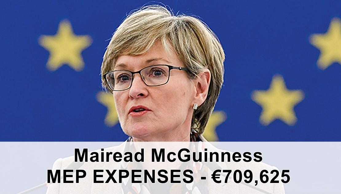MEP Cash Cow - Irish MEPS claim millions in expenses