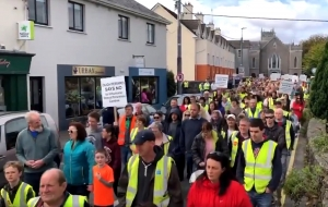 Oughterard - Residents report Developer to Gardai over intimidation