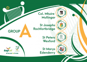 Top Oil Post Primary Senior A Football Draw