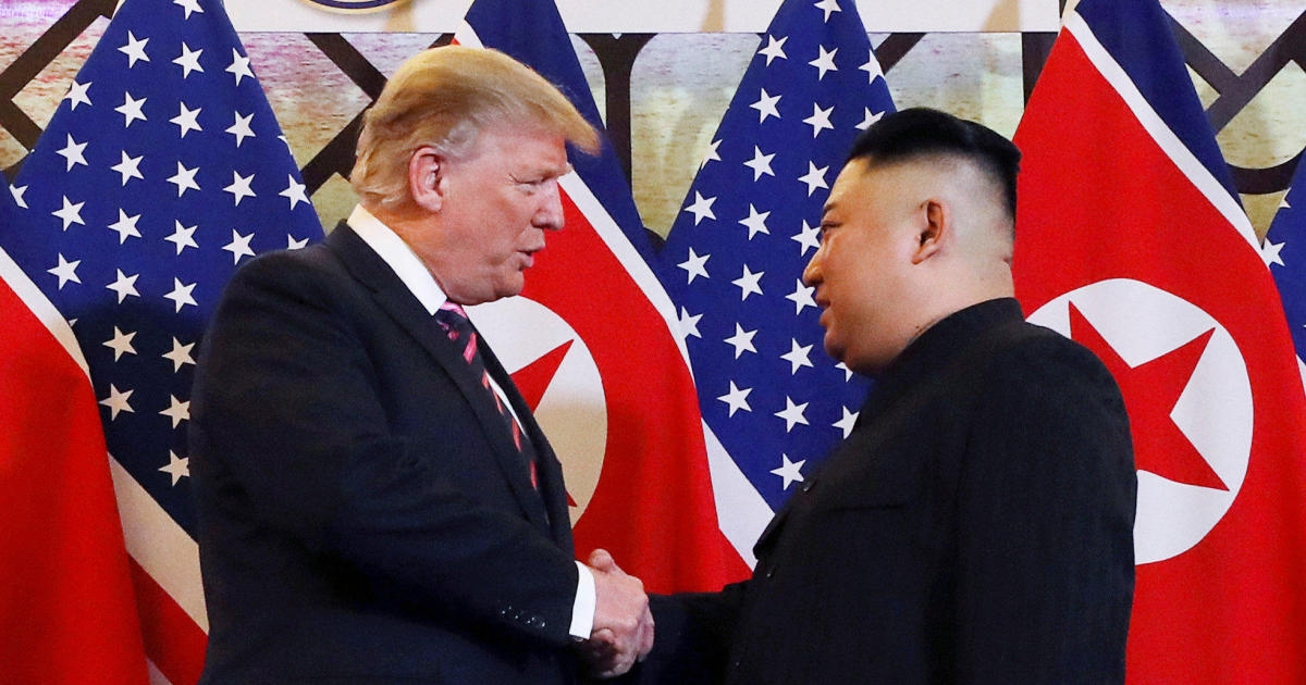 USA : Trump and Kim make peace not war