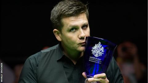 Ryan Day: Welsh snooker player wins Gibraltar Open