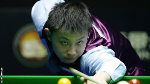 World Snooker suspends David John, Yu Delu and Cao Yupeng over match-fixing concerns