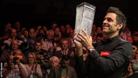 English Open venue smells of urine, says O'Sullivan