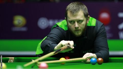 Zhuang downs Allen to disappoint local fans at NI Open