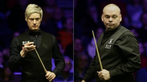 Bingham to face Robertson in Welsh Open final