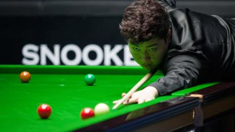 Riga Masters: Teenager Yan Bingtao wins title with win over Mark Joyce