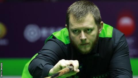 Defending champion Allen wins again in China