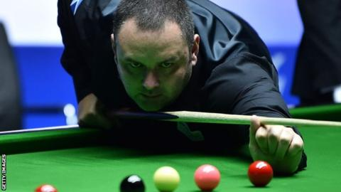 Maguire out of English Open in first round