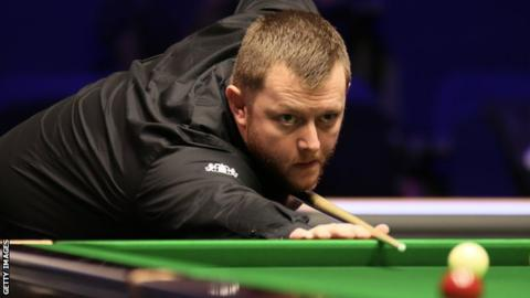 Allen calls scheduling of his Scottish Open matches 'disgraceful'