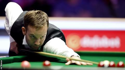Carter beats Murphy to reach Masters final