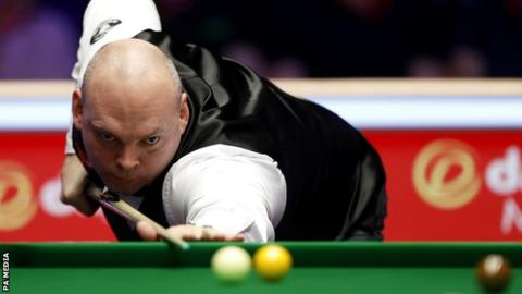 Masters 2020: Ali Carter will face Stuart Bingham in final
