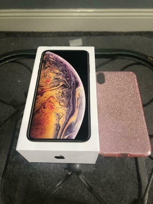 IPhone XS MAX - Rose Gold - 64GB