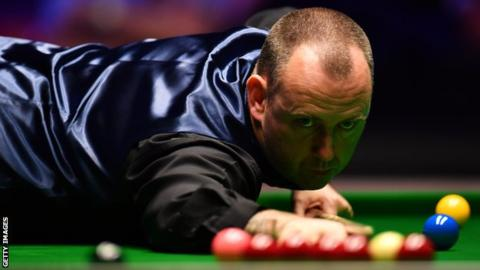 Mark Williams: Welshman honoured to join snooker's ultimate winners' club