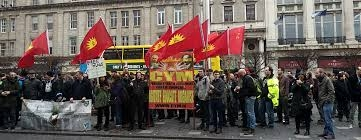 communist party of Ireland Joins other far Left groups