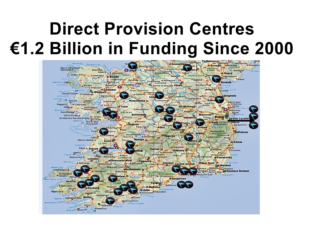 The Big Earners of the Direct Provision Asylum Industry in Ireland